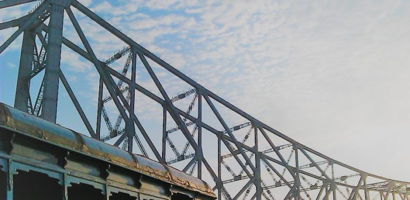 Kolkata howrah bridge 2011